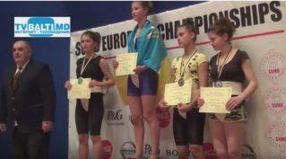 Чемпионат Европы по сумо среди юниоров в Бельцах