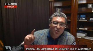 Ренато Усатый прокомментировал показания Виталия Проки