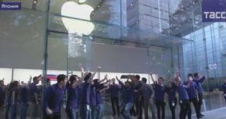 Как iPhone X свел с ума весь мир