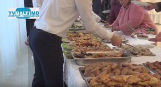 Благотворительный обед от  имени правительства Москвы