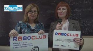 Набор робототехники ROBOCLUB выиграл лиц Д .Кантемира