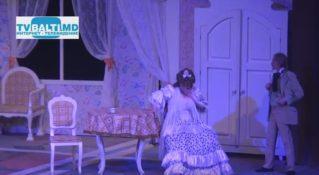 Национальный День Румынии в театре В Александри представил спектакль