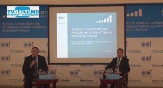 Бизнес форум» Доступ к финансированию из международных программ»