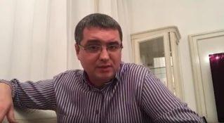 Ренато Усатый сообщил о планах Плахотнюка по его физическому устранению