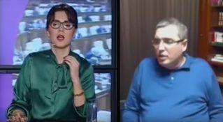 Ренато Усатый в программе Politica c Натальей Морарь. 06.12.2017
