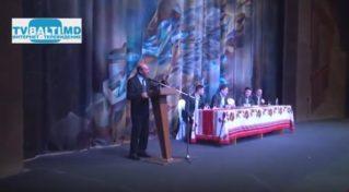 Пресс- конференция Т. Бэсеску с Бельчанами
