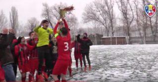 CSCT-Buiucani 1-2 FC Zaria // Finala turneului Elite Clubs, 10 12 2017