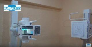 Петинциарное учреждение Бэлць получило новое рентген оборудование