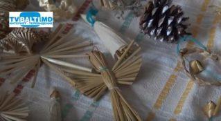 Мастер- класс по изготовлению ёлочных игрушек из природного материала