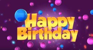 Happy Birthday to You  -СТЕПАН ШУВАЕВ ,ПОЗДРАВЛЕНИЕ ОТ  КИМА МАКСИМОВА!!!