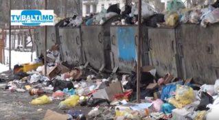 Чья вина ,что мусор не вывозится возле детского сада?…