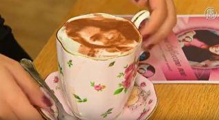 Британское кафе балует клиентов напитком «сэлфичино»