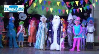 Новогодняя сказка от Р. Усатого многодетным и малоимущим семьям
