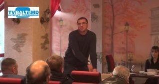 Встреча Р Усатого с Бельчанами. Я принял мудрое молдавское решение…»