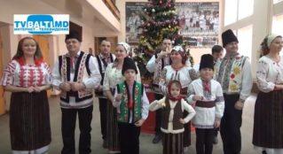 Новогоднее поздравление от народного фольклорного ансамбля «Дойница»