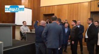 О возбуждении вопроса о проведении местного референдума об отзыве примара Р Усатого