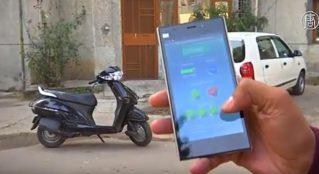 Индийские студенты «научили» смартфон дистанционно заводить автомобиль