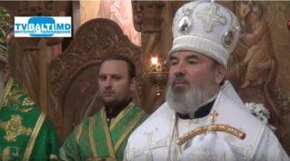Чествование Преподобного Маркела Бельцкого и Фалештского с Днем Его Ангела