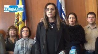 Советники от фракции» Наша Партия» объявили голодовку