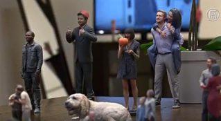 3D-фигурки самого себя всё популярнее среди ньюйоркцев