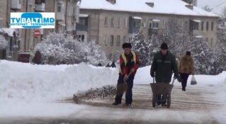 В Зинковский:» Об уборке улиц после снегопада…»