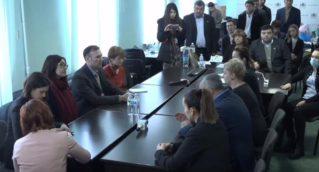 Делегации ЕС и США посетили бельцких советников