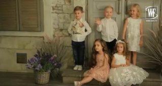 Kids Fashion News с Дарьей Черныш на World Fashion Channel.