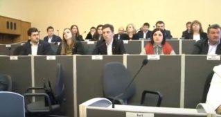 Заседание муниципального совета Бельц. Среди вопросов повестки дня — назначение новых вице-примаров.