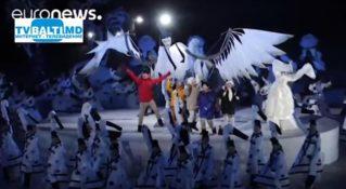 Олимпийские игры в Пхёнчхане открылись