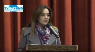 Выступление вице-председателя НП Елены Грицко на учредительном собрании инициативной группы