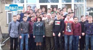 Территориально- военный центр Бельц открыл свои двери для допризывной молодежи