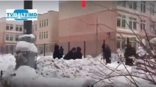 В Москве Девочка насмерть замёрзла в детском саду забытая воспитателем на улице