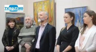 Boris Jitari despre expozitia