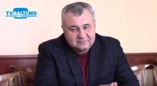 Николай Григоришин о работе и. о. примара  Бельц