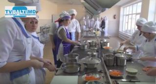 Посещение делегации Нижнего Новгорода училища№ 2 в Бельцах