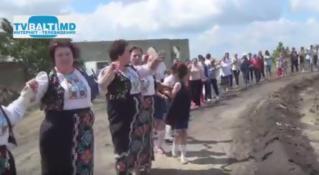 Хора Молдовы села Мовила Мэгура