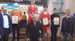 Закрытие городского турнира по боксу в Бельцах-2015