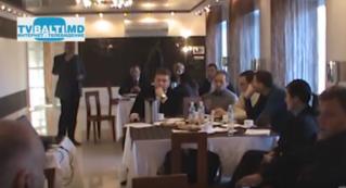 Европейское кафе. Дебаты о статусе Бэлць .