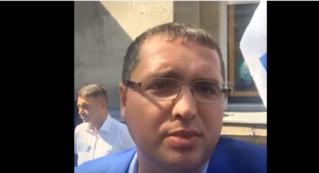 Онлайн. Кишинёв подписывается за Дмитрия Чубашенко