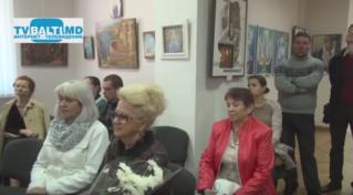 Выставка посвященная годовщине картинной галлереи А.Кантемира.