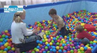 Открытие реабилитационного класса для детей с ограниченными возможностями в Бельцах