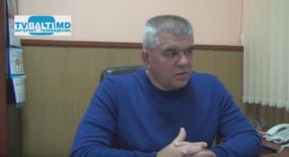 Проект» Собственной персоной» с начальником Инспектората Полиции Бэлць-В Попарча