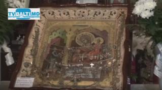 Икона Божией Матери» Нечаянная Радость» в Бельцах