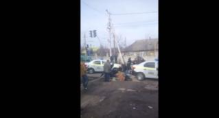 Бельцкая полиция задержала пьяных граждан