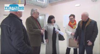 В лиц. М. Еминеску скоро откроется новая столовая