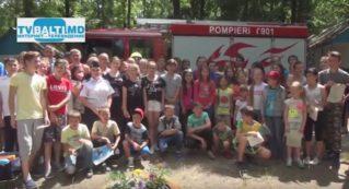 В гостях в лагере» Олимпиец» -Бельцы-2017