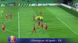 Zimbru 1-0 Zaria // Divizia Nationala, 13.08.2017