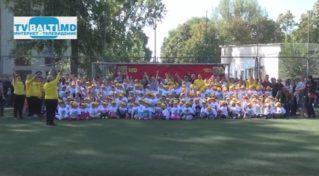 Старт Фестиваля» Открытого развлекательного футбола- 2017″