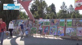 Выставка работ народных умельцев к празднику» Лимба Ноастрэ»