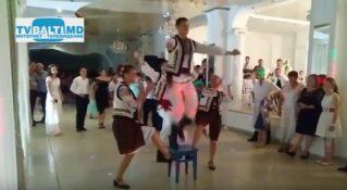 Молдавская зажигательная свадьба…